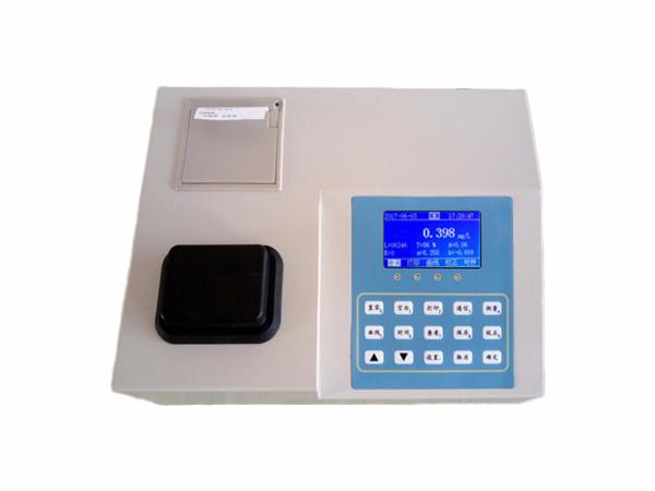 TC-301A型COD氨氮总磷检测仪-带打印