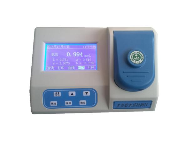 TC-301型COD氨氮总磷检测仪