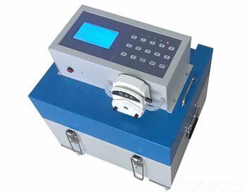 TC-8000E-II型全自动等比例采水器
