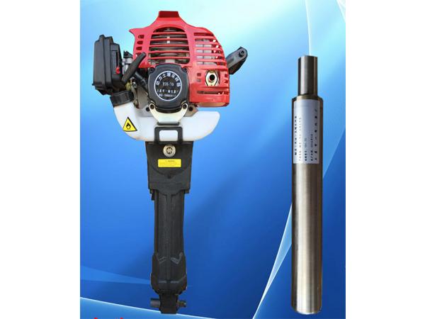 TC-601BG型高配款汽油动力土壤采样器